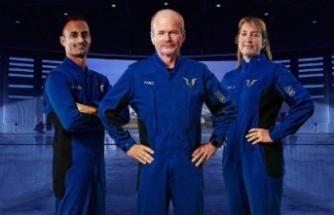 İlk ticari uzay seyahatinin kıyafetleri belli oldu