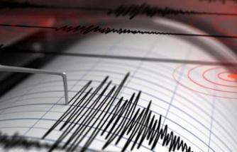 İzmir'de şiddetli deprem!