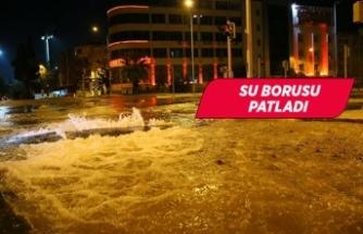 İzmir'de yollar göle döndü!
