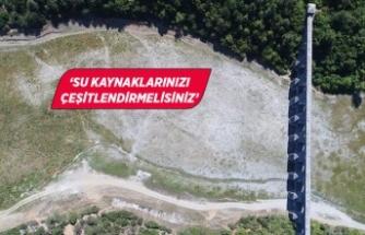 """İzmir'in 5 ay yetecek suyu var"""