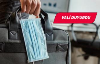 İzmir'de kamu kurumlarına mesai saati düzenlemesi