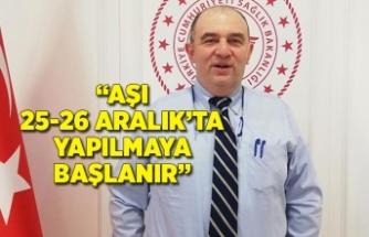 Koronavirüs Bilim Kurulu Üyesi Prof. Dr. Kara'dan aşı açıklaması