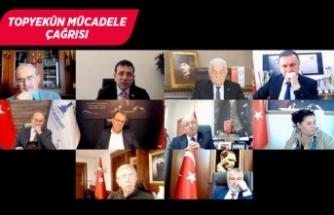 CHP'li 10 başkandan hükümete 'korona' çağrısı!