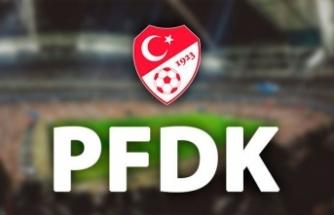 PFDK'den 4 Süper Lig ekibine para cezası