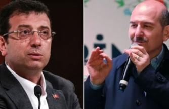 Soylu'dan İmamoğlu'na suikast iddiasına açıklama