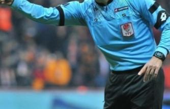 Süper Lig'de 11. hafta hakemleri açıklandı