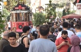 Taksim Meydanı'na kişi sınırlaması