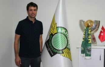 """Akhisarspor'da Arslan: """"Hiç ayrılmamış gibiyim"""""""