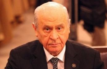 Bahçeli: Türkiye Cumhuriyeti devleti hediye, hibe kabul etmez