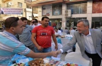 Başkan Şahin: Menemen'de huzur var