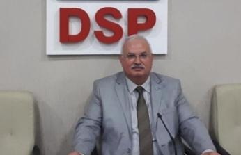 DSP İzmir İl Başkanı istifa etti