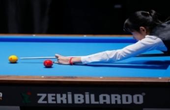 İzmir'de dünya bilardo şampiyonası heyecanı