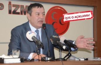 MHP'de flaş gelişme: İl Başkanı Karataş istifa etti!