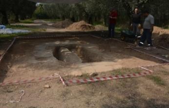 İznik'te Bulunan Lahitte İki Mumyalanmış İskelet Çıktı