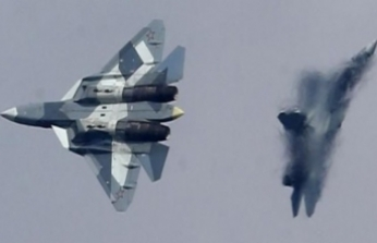 Rusya 'hayalet uçağı'nı ilk kez Suriye'de uçurdu