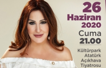 Nükhet Duru İzmir'de konser verecek