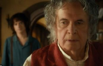 """""""Yüzüklerin Efendisi"""" Bilbo Baggins öldü"""