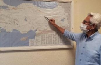 Prof. Dr. Süleyman Pampal'dan deprem uyarısı: İstanbul, Ankara, Elazığ...
