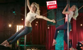 Aleyna Tilki'den direk dansı açıklaması