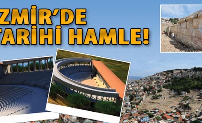 İzmir'de Tarihi Hamle!