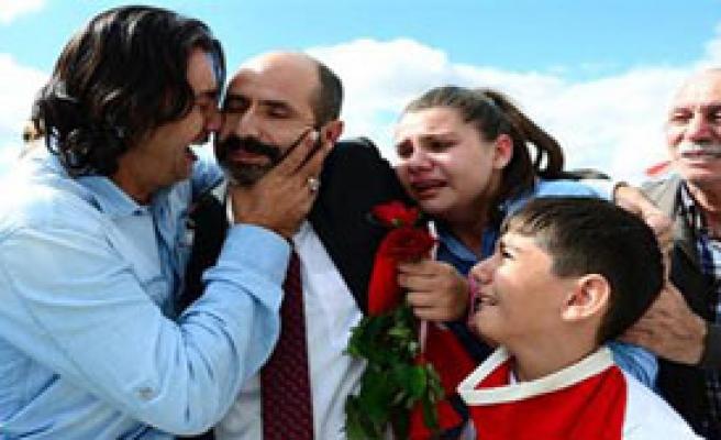 46 Türk Vatandaşı Ankara'da