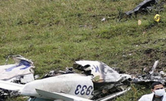 ABD ve Kanada'da Uçak Kazası