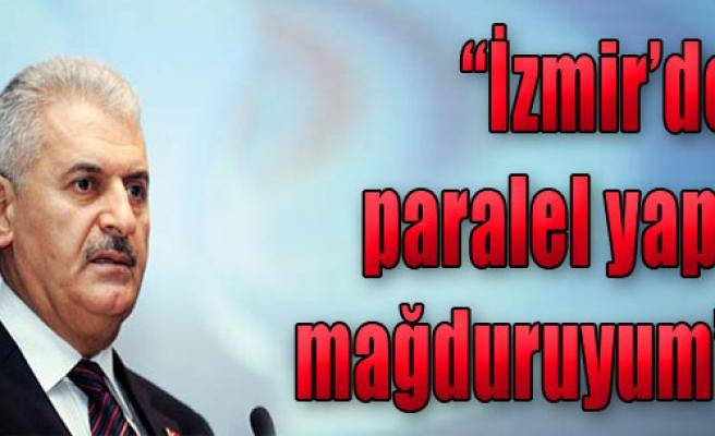 'İzmir'de Paralel Yapı Mağduruyum'