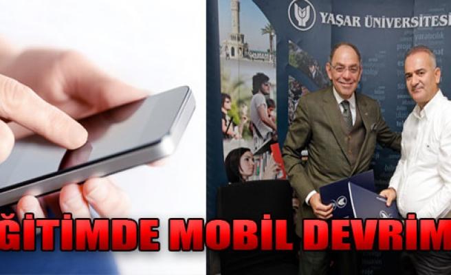 Eğitimde Mobil Devrim