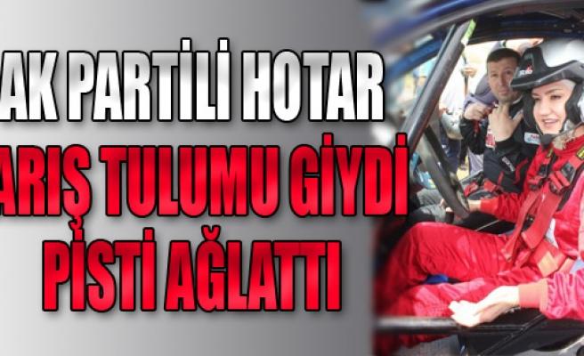 AK Parti'li Hotar Pisti Ağlattı