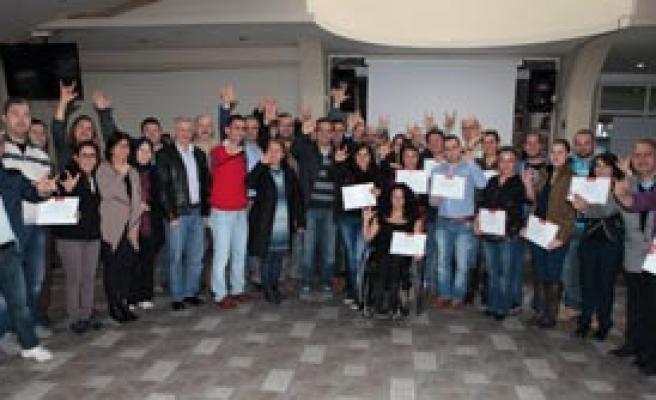 Bornova'da Engelleri Kaldıran Eğitim!