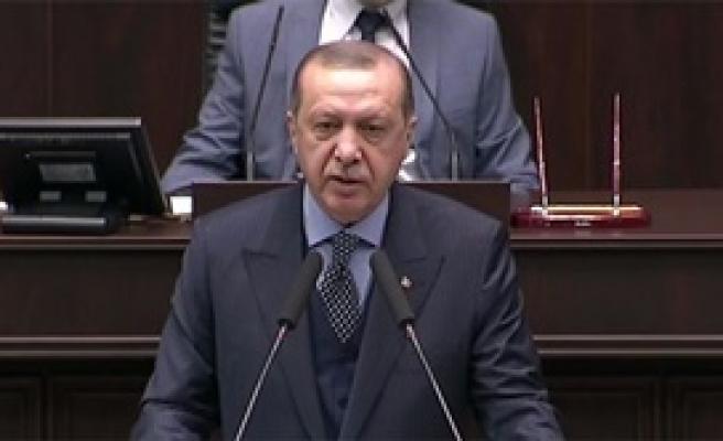 Erdoğan'dan Kırmızı Çizgi Uyarısı!
