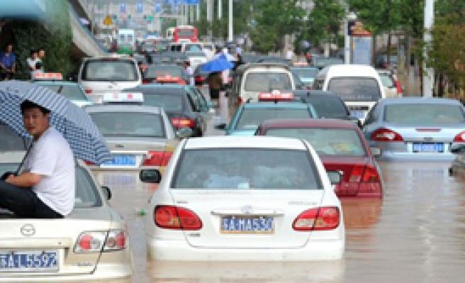 Çin'de Ölü Sayısı 53'e Yükseldi