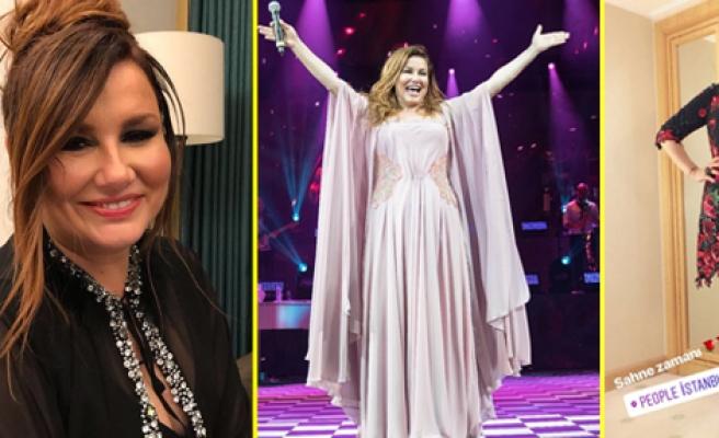 Ünlü şarkıcı 1 ayda 18 kilo verdi