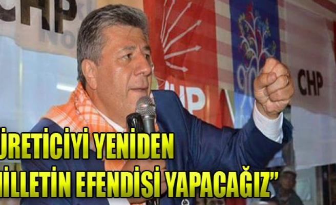 'AKP İktidarını Gönderecekler'