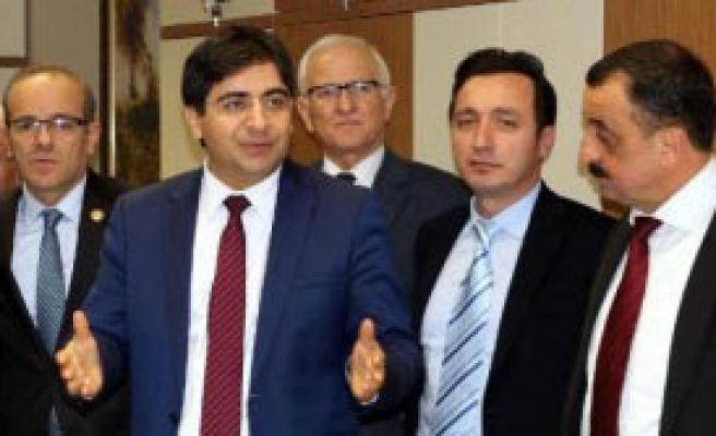 Samsun Adliyesi'ne Arabuluculuk Merkezi Açıldı