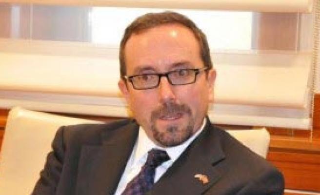 ABD'nin Ankara Büyükelçisi Gaziantep'te