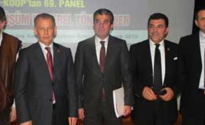 Ege Koop'un Ankara Zirvesi