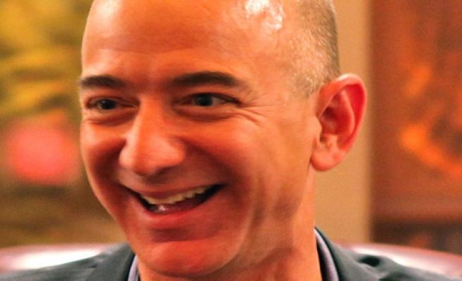 Amazon'un Patronu En Zengin 3. Kişi Oldu