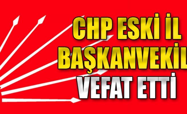 CHP Eski İl Başkanvekili Dursun Vefat Etti