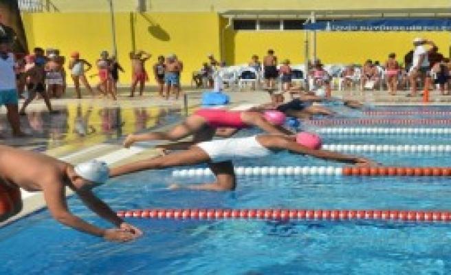 10 Bin Çocuk Sporla Tanıştı