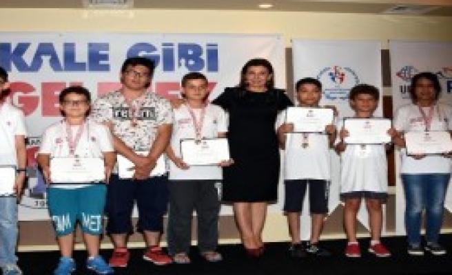 100 Şehit Çocuğuna Satranç Eğitimi