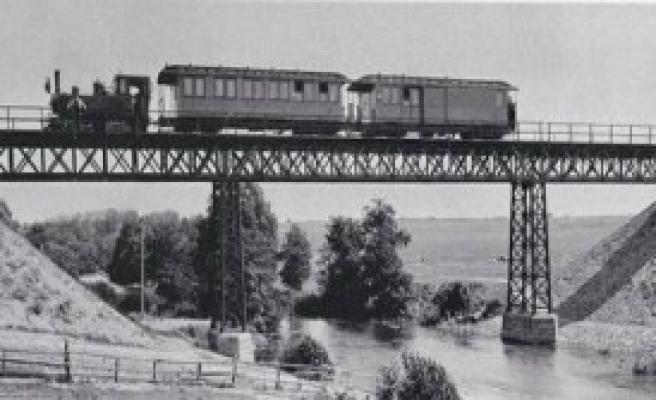 115 Yıllık Köprü Bulundu