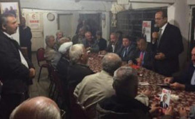 CHP Adayı Sevinç'ten Mazot Sözü