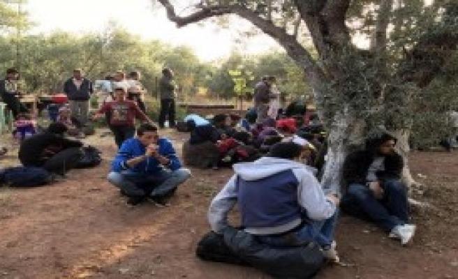 122 Kaçak Yakalandı