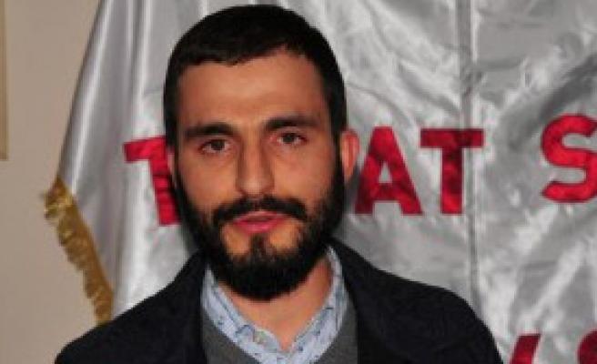Tokatspor'da Başkan İstifa Etti