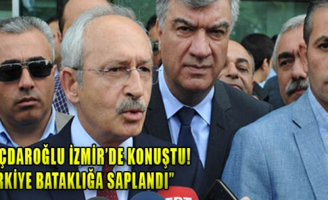 İzmir Ziyareti İptal!