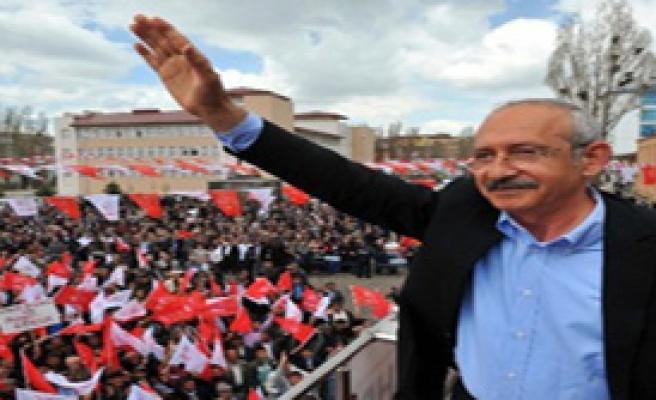Kılıçdaroğlu: ' Halk Geçinemiyor'