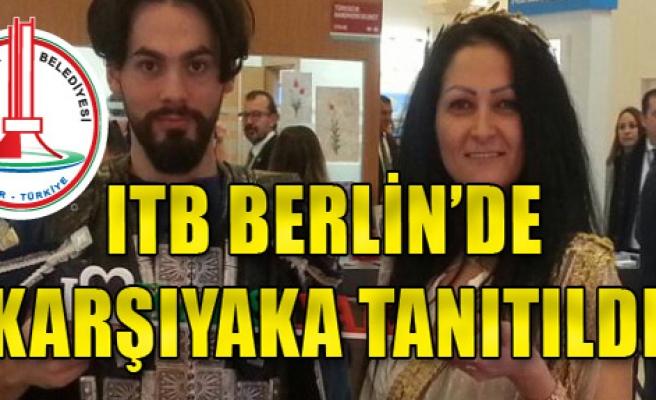 ITB Berlin'de Karşıyaka tanıtıldı