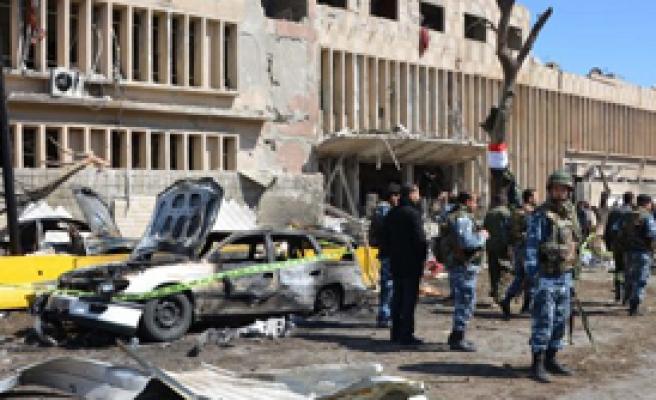 Esad Güçleri Humus'a Saldırdı: 50 Ölü
