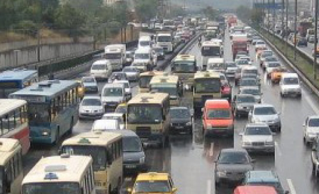 Motorlu Taşıt Vergileri Artırıldı